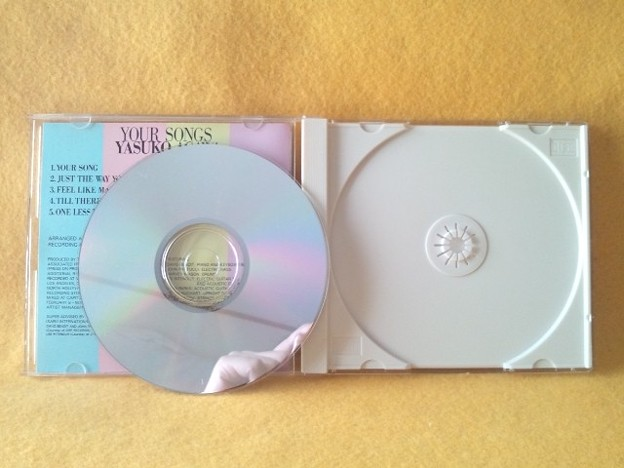阿川泰子 YOUR SONGS  CD VICL-39