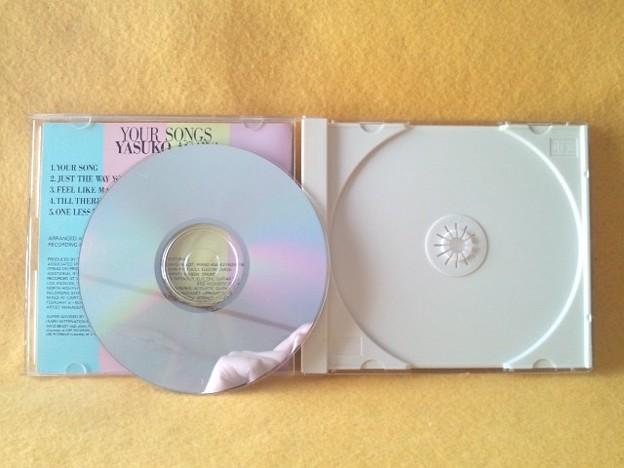 阿川泰子 YOUR SONGS  CD VICL-39