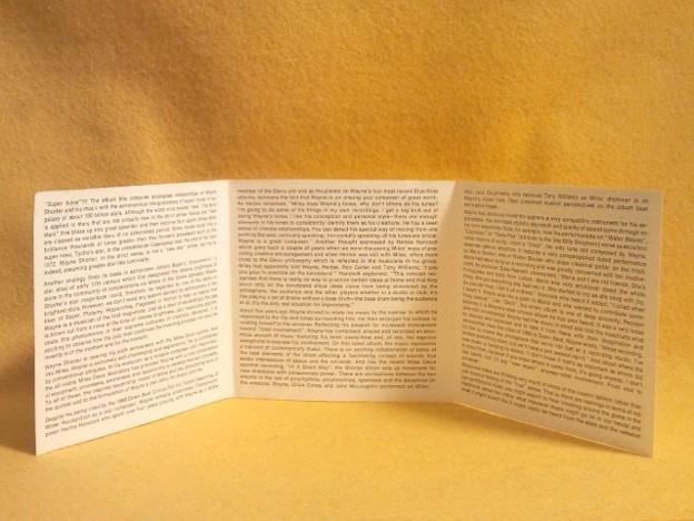 スーパー・ノヴァ ウェイン・ショーター CD