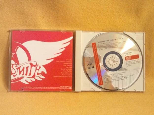 AERO SMITH'S GREATEST HITS Dream on CD