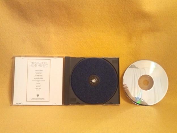 HERB ALPERT A&M GOLD SERIES CD