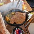 Photos: imu)さんの今日の朝食ステーキ