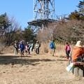 Photos: 富幕山山頂