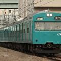 和田岬線103系R1編成