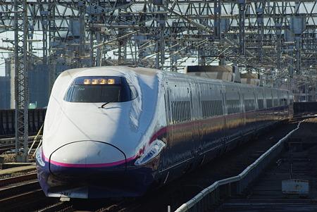 E2系J10編成 東北新幹線『やまびこ』56号
