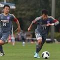 20150308 JFL 流経大クラブ・ドラゴンズ 0-2 ホンダ FC