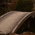 写真: 石の橋 総社宮厳島神社前橋