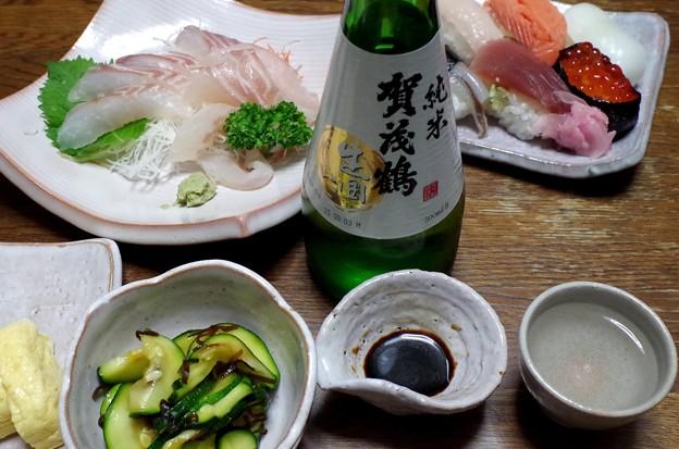 IMGP4368東広島市、純米賀茂鶴