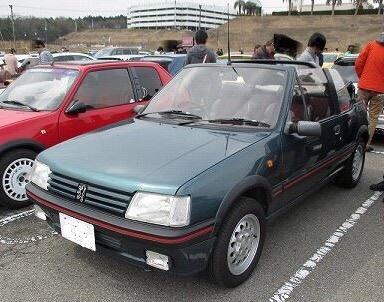 3台目の車を買いました。
