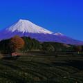 Photos: 12.18の富士山