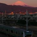 Photos: パール富士と