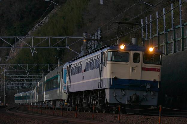Photos: 甲種 東武500系 EF65-2139