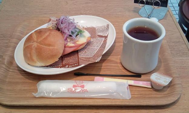 お昼だー!
