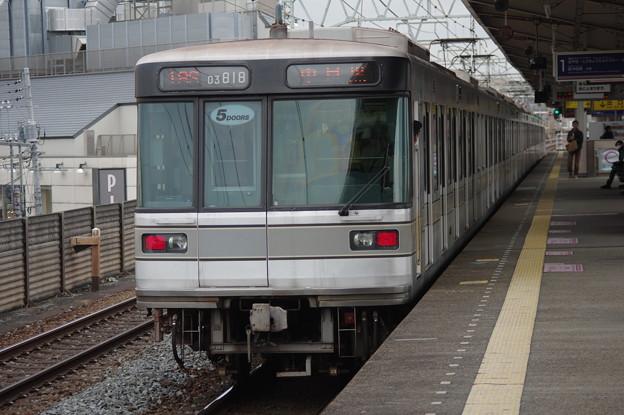 【東京メトロ】03 118F