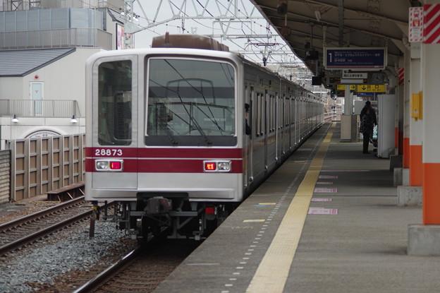 【東武鉄道】21873F