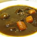 写真: エゾシカ肉シチュー