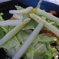 写真: サラダ