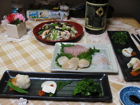 ひな祭りの宴