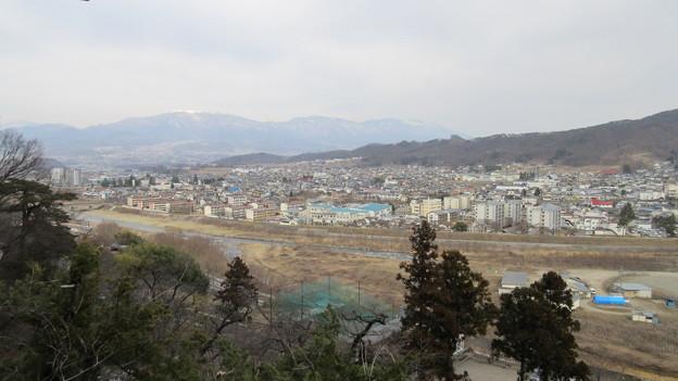 宝蔵寺(岩谷堂観音。上田市)