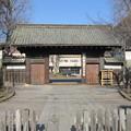 上田藩主居館(長野県立上田高校)