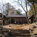 室賀水上神社(上田市)