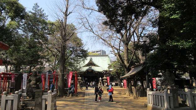 雑司ケ谷 鬼子母神堂(豊島区)
