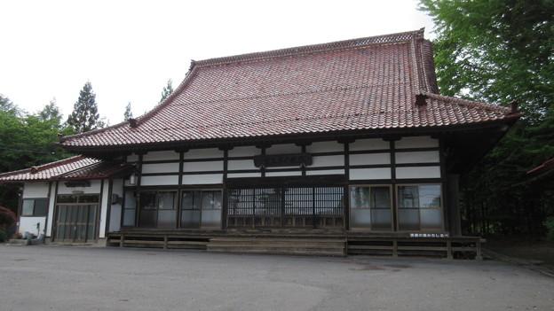 常昌寺/先達城(諏訪郡富士見町)