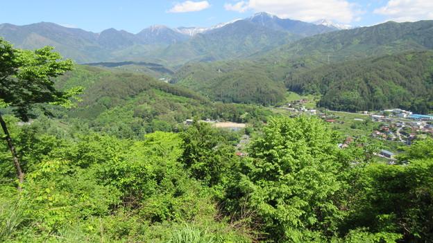 福島城(木曽町)