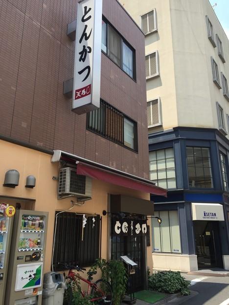 王ろじ(新宿3丁目)