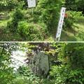 Photos: 長篠設楽原合戦場(新城市)原隼人佐昌胤之碑