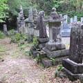法性寺(新城市)島田氏墓所
