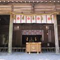 秋葉山本宮秋葉神社 下社(浜松市天竜区)拝殿