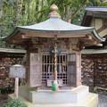油山寺(袋井市)六角堂