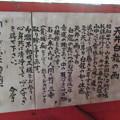 油山寺(袋井市)天井白龍画