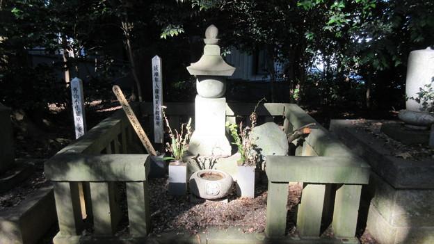 宗源院(浜松市)成瀬隼人藤蔵正義墓