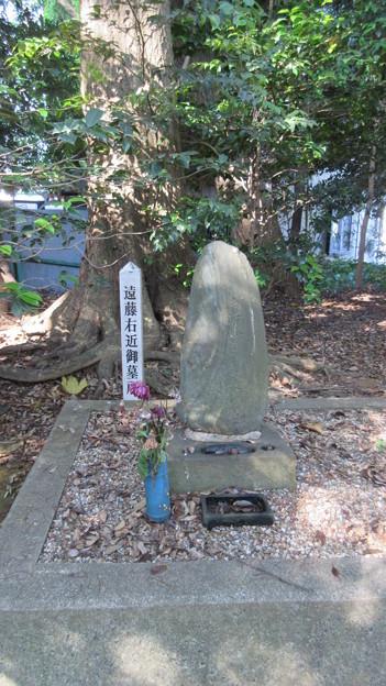 宗源院(浜松市)遠藤右近墓