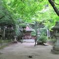 Photos: 龍護寺(恵那市明智町)明知遠山氏墓所