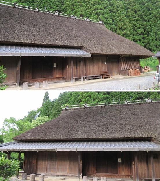 明知城/明知陣屋(恵那市明智町)旧三宅家