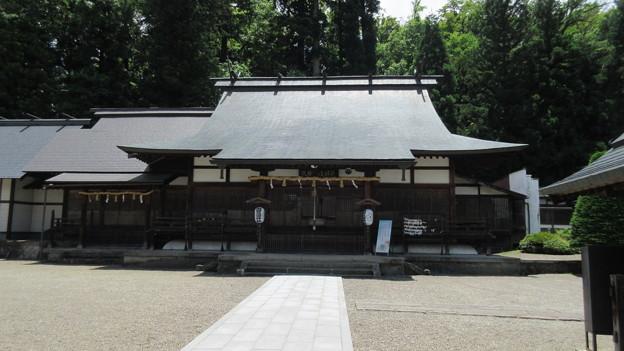 高山城三の丸/飛騨護国神社(高山市)