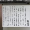 Photos: 崇福寺(岐阜市)斎藤利匡一族墓