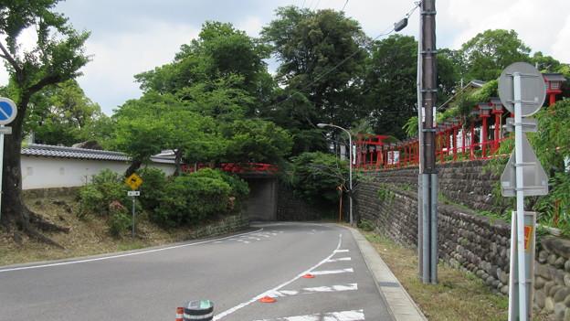 犬山城(犬山市)三の丸水堀