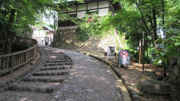 犬山城(犬山市)松の丸門