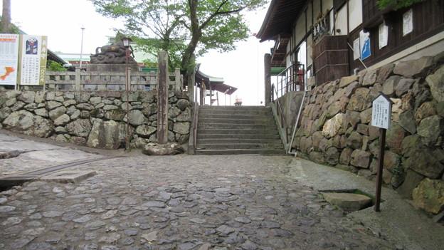 犬山城(犬山市)黒門・先 桐の丸