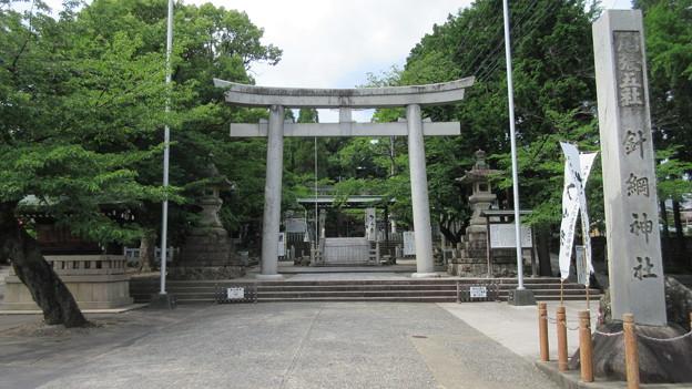 犬山城(犬山市)針綱神社