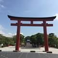 鶴岡八幡宮 三の鳥居(鎌倉市)