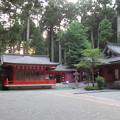Photos: 箱根神社(箱根町)神楽殿