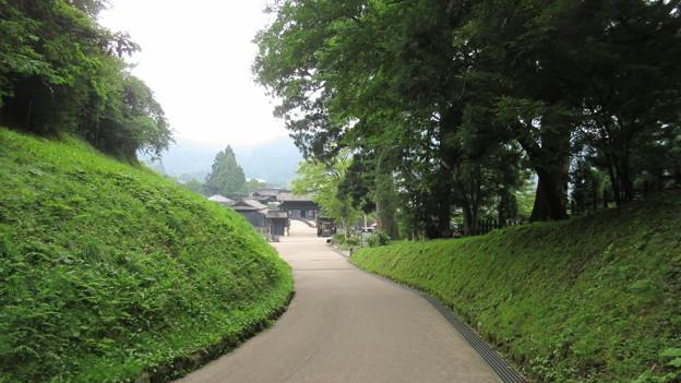 箱根関所(箱根町)旧東海道