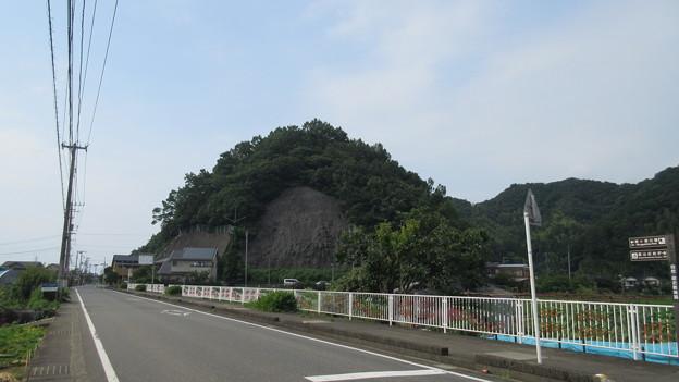 和田島砦(伊豆の国市)