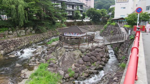 修善寺温泉(静岡県伊豆市)独鈷の湯