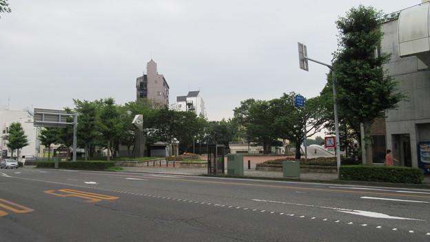 三枚橋城(沼津市)本丸/中央公園